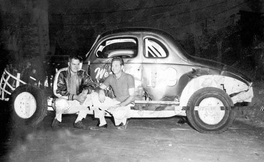 Car Crash Homestead Speedway